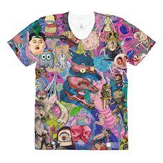 Colorful Art Shirt IV