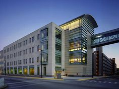Purdue University Krannert School of Management by Goody Clancy architects