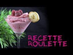 Recette : Glace minute