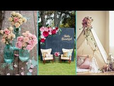 Love shabby chic? If you're looking for some DIY shabby chic decor to spruce up your home, you'll love these ideas and inspirations. Get your craft on!