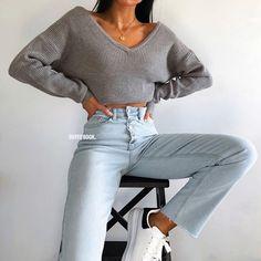 Biggest Women S Fashion Brands Fashion Mode, School Fashion, Aesthetic Fashion, Aesthetic Clothes, Paris Fashion, Boho Fashion, Fashion Outfits, Womens Fashion, Fasion