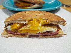 Egg Sandwich ~ Pip & Ebby
