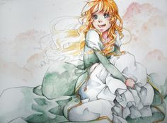 Aira Charity Book by mishelly88 (via anipan.com)