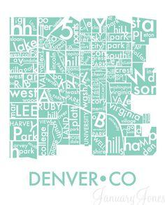 22 Best Denver The Mile High City images