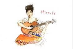 Miracle by Kimbra on Behance