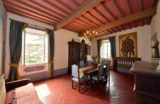 Salone Apostoli #palazzotombesitrecci #montepulciano #dimorestoriche