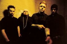 Papa Roach is an American hard rock band from Vacaville, California.