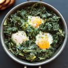 Make this with Big River Farms kale!