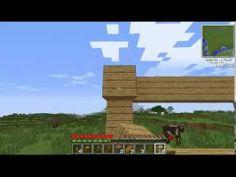 Tipica serie de Minecraft Numero 1 Presentacion y Construyendo XxEchoWolfxX