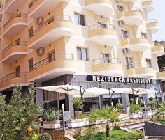 Hotel Rezidenca President | Hotel per pushimet tuaja ne Sarande