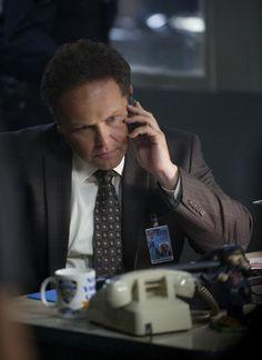 "Detective Lionel Fusco ""Person of Interest"" - Kevin Chapman"