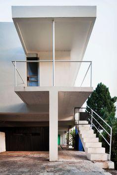 Villa E1027 | Cap Martin, France | Eileen Gray | photo by Manuel Bougot