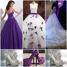 Charming A-line Strapless Quinceanera Dress