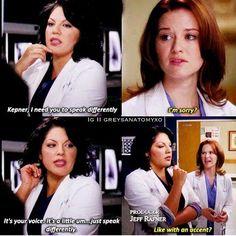 Callie & April...lol