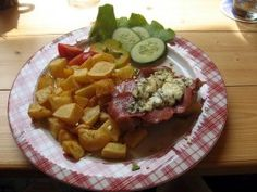 Blue Cheese Sauce for Beginners- With or Without Cream for Broccoli and Steak