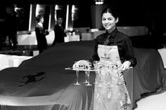Stones Events | Champagne | Our Staff | Veuve Clicquot | Ferrari