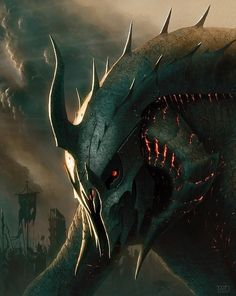 Gothmog, Lord of Balrogs | Community Post: 5 Tolkien Villains That Are Too Big For The Big Screen