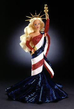I love america.........Barbie