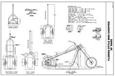 Chopper Frame Plans Free Download