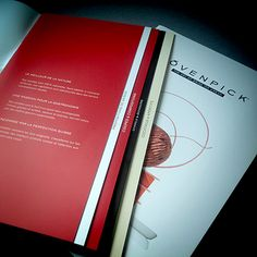 printed by Euroteam: Movenpick catalogue