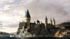 Hogwarts School of Witchcraft and Wizardry Castle Harry Potter Pc, Harry Potter Tumblr, Wallpaper World, Mac Wallpaper, Tumblr Wallpaper, Computer Wallpaper, Wallpaper Notebook, Minimal Wallpaper, Hogwarts Tumblr