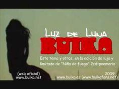 """Reintepretation of Luz de luna. Concha Buika (born 1972 in Palma de Mallorca) is a Spanish singer. She grew up in Mallorca among Spanish Romani people (Gitanos) - who imbued in her the traditional """"cante"""" flamenco - as the only person of African descent in her neighborhood. Her music mixes flamenco and coplas with soul and jazz."""