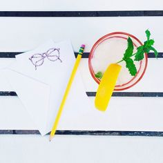 Still life photographer @krist__ina strikes again! // Love this styled shot of my cheetah glasses flat stationary!