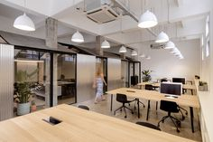 Herschel Supply Office by Linehouse, Shanghai – China