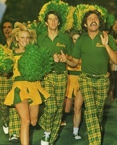 #Baylor fans in the 1970s? #wowsers #groovy (via OurDailyBears on Twitter)