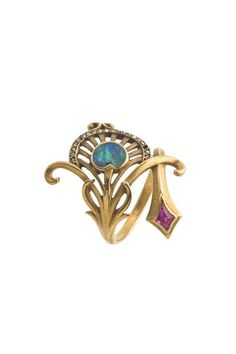 Ring, Fouquet, 1900/1908