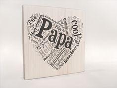 Geschenke für Männer - Geschenk Papa, Geburtstahsgeschenk Papa - ein Designerstück von Manufaktur-Kister bei DaWanda