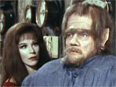 Tom Clegg as Oddbod in Carry On Screaming!