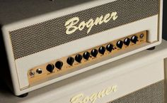 Bogner Shiva 20th Anniversary Limited Edition Amplifier