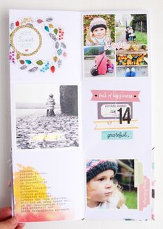 "Page 3 Minialbum ""FALL in love"" Steffi Ried"