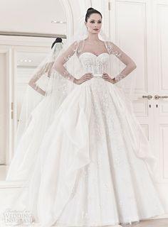 Zuhair Murad Spring Summer 2014 Wedding Dresses