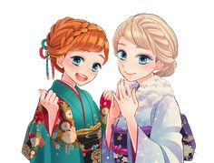 Princess Anna of Arendelle - Frozen (Disney) Anime Disney Princess, Frozen Disney, Disney Pixar, Frozen Movie, Disney Girls, Disney And Dreamworks, Disney Cartoons, Disney Magic, Disney Anime Style