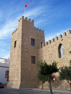 Cadiz Rota - Castillo de Luna