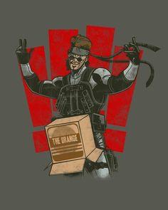 SNL Digital Short (Andy Sandberg + Valve + Metal Gear Solid) = AWESOME