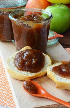 Homemade Apple Butter | Katie's Cucina