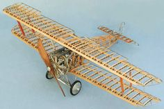 Sopwith Camel 1/16 aircraft model kit - scaleautoworks.com