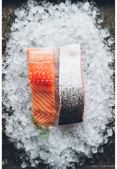 Salted salmon fillets | Two loves studio food photographer