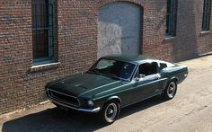 Mustang memories: my dream of owning an American classic - Telegraph