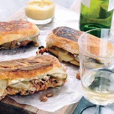 Focaccia Reubens | Food & Wine