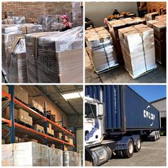 Busy day at our warehouse - stock arriving for Christmas #christmasgifts #ntphealthproducts