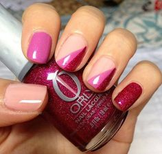 Orly Nails Love My Pink Pretty Make Up
