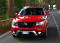 Rodzinny Fiat Freemont! Ładnie mu w czerwieni?