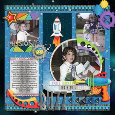 Believe In Magic Tomorrow World from Amber Shaw and Studio Flergs;  Card Me 3 Templates from Miss Fish Templates