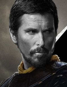 Pogonology | Christian Bale as Moses – Beard of the Day | http://www.pogonology.com