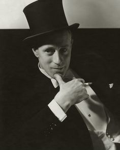"""Leslie Howard, April 3rd, 1893 - June 1, 1943 """"The truth is that, to enjoy acting, one must be an exhibitionist at heart.""""  viathe-asphalt-jungle"""