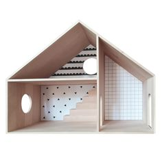 I like this because it can be customized for a girl or a boy. homely creatures/ dollhouse